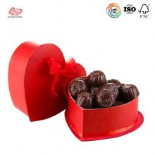 Custom Packaging Custom Made High Quality Paper Material Empty Chocolate Boxes Wholesale