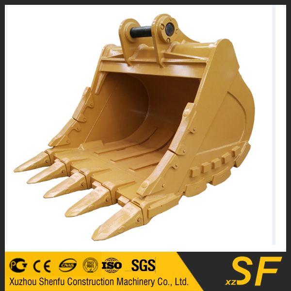 1600MM Width Excavator Bucket,Spare Parts fit for CAT Excavator