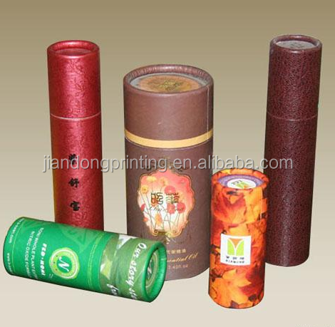mailing tube/custom printed paper tube