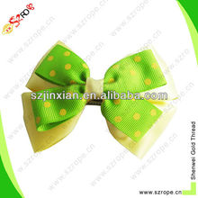 bows for hair/fancy hair bow/hair bow supplies