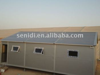 Prefabricated house 6M x9M