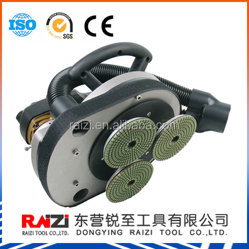 Raizi 1200W Three-Head Planetary Polisher
