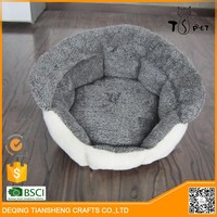 Soft Plush Indoor pet accessories pet bed cat