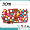 2017 New Big Dotted makeup purse Cosmetic Bag case