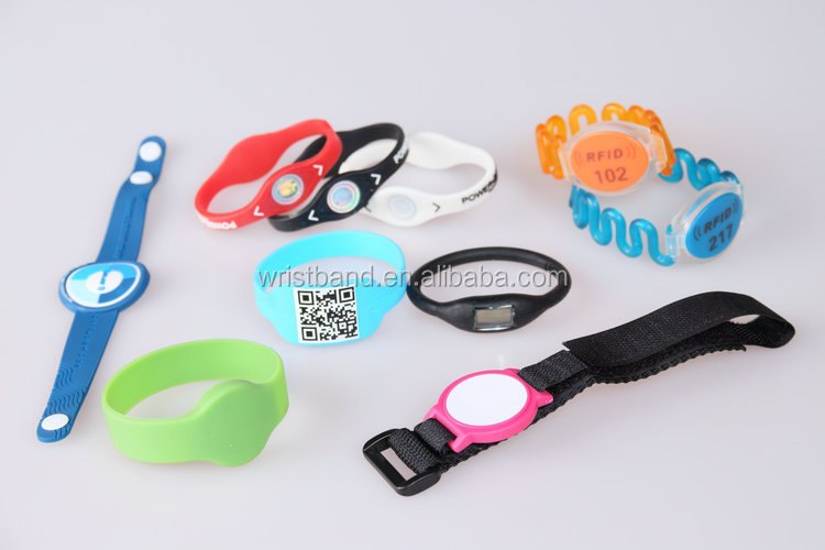 Id wristband/smart wristband best selling products in america 2016