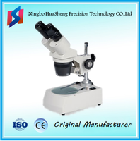 Good Quality Hot Sale XTD-203,205,206,210 Binocular Jewellery Identification Student Stereo Microscope with digital camera