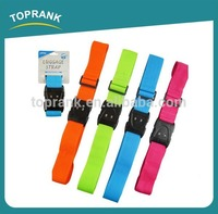 New design adjustable tsa lock luggage belt strap with great price