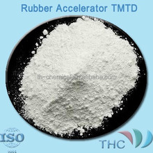 High Purity Tetramethylthiuram disulfide (TMTD) CAS137-26-8 rubber accelerator TMTD (Granule)