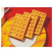 Manufacture supplier hygienic waffle biscuit production line