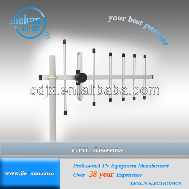High Gain uhf wireless digital tv antenna