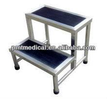 Stainless Steel Patient medical foot stool