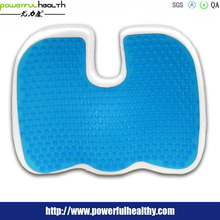 As Seen On TV Orthopedic Cool Gel Seat Cushion For Cars