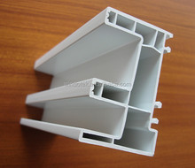 UPVC profile window and door company CH80TL-04 1.8mm thickness