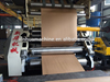 High Quality 380 Fingerless Type single facer corrugated cardboard making machine