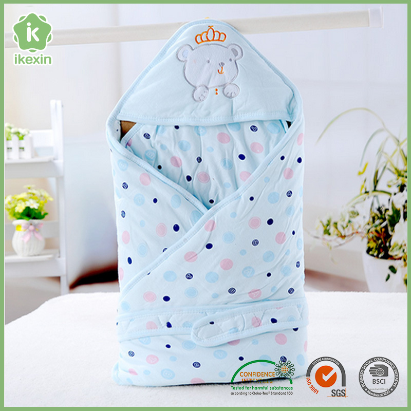 Promotion Gift 100 Polyester Printing Baby Towel Blanket