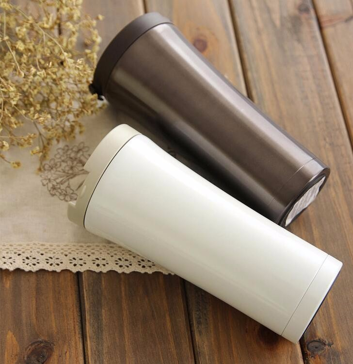 reusable coffee cup, stainless steel travel mug, custom coffee mug