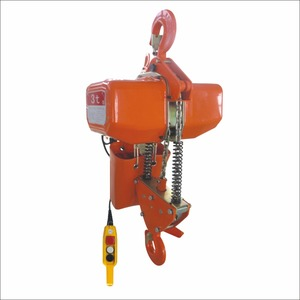 3 ton 3ph electric chain block hoist manufacturer