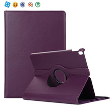 Rotating Stand Leather Magnetic Smart Cover Case for Ipad pro 10.5