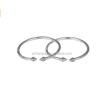 Pyramid Silver West Indian Bangles for Women in China