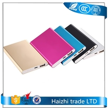 power bank for smartphone 4000mah power supply power pack