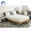 China supplier 100% bamboo fabric waterproof soft quilted mattress pad for home