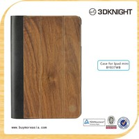 high quality wood bamboo case for iPad Mini 2/3