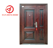 luxury house steel security mom and son door in China Wuyi