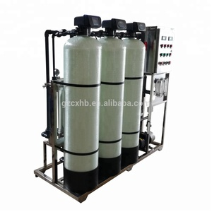 1000LPH commercial reverse osmosis water purification machine /system RO water treatment plant price