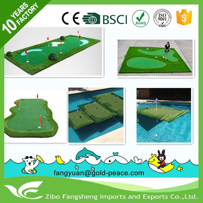 Brand new synthetic grass prices golf with high quality