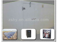 solar power cold chiller