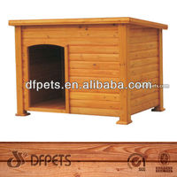 Handmade Wooden Dog Cat House DFD025