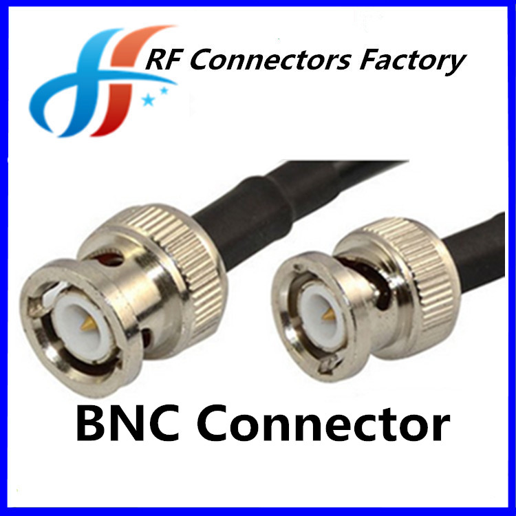 CCTV BNC Male Crimp Connector Price