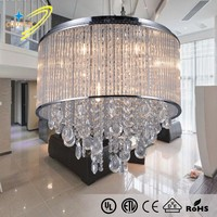 wholesale crystal chandelier crystal drop pendant lamp lighting & lamps/crystal chandeliers GZ10001-9P