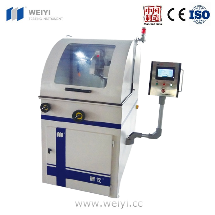 CNXQ-2B mounting machine for metallographic specimen/WEIYI