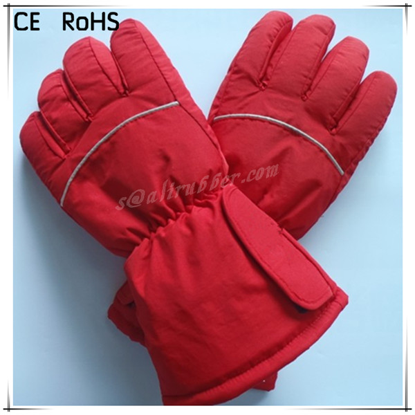 Lithium Battery Operated Electric Heated Motorcycle Gloves