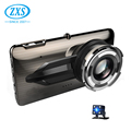 "Oem Best 4"" Dual Camera Dash Cam Hd 1080P Gps,Hd 1080P In Car Dash Cam With G-Sensor"
