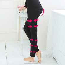 women slimming thermal body shapers Thick Thermal legging shapers NBSW048
