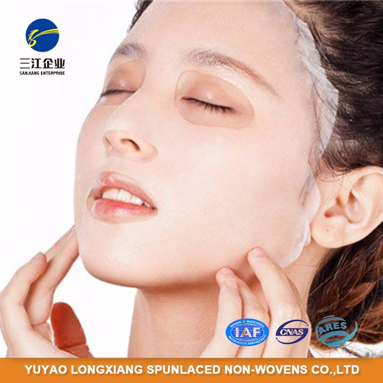 Factory Supply Geotextiles Spunlace Non Woven Fabric Face Mask Raw Material