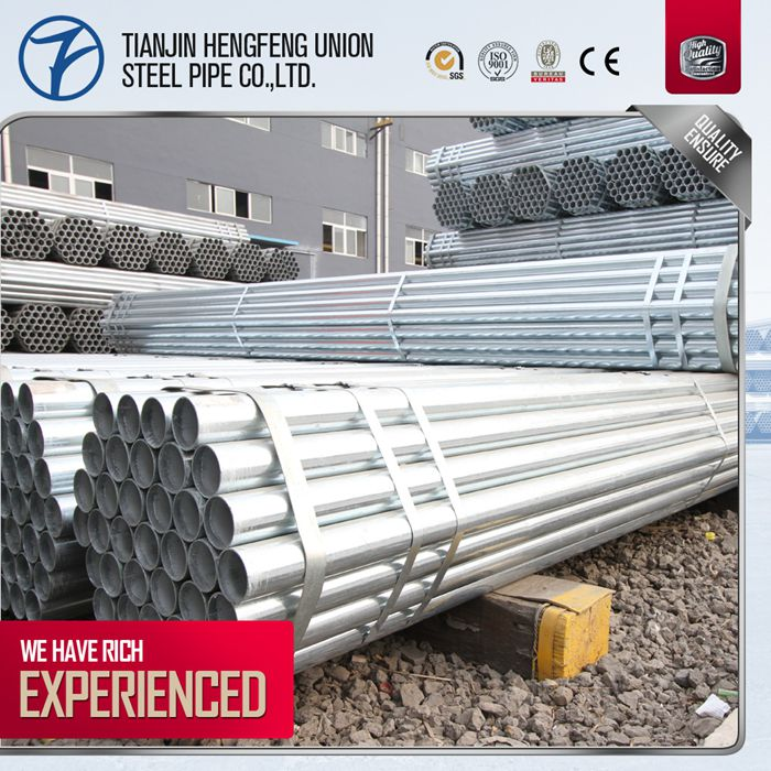 aladdin trade galvanized steel pipe specials