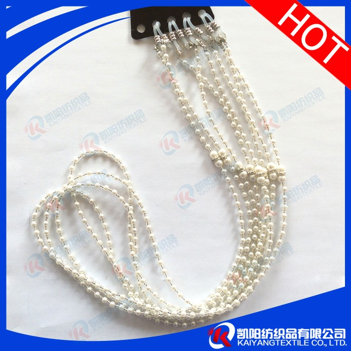 Slim colorful chains eyeglass cord for sale