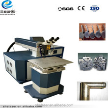 High Quality Stainless Steel Auto Parts/mould Laser Spot Welding Machine For Sale - Buy Laser Welder,Yag Welder