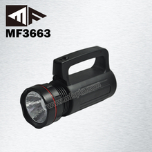 Solar Rechargeable Searchlight Powerful Searchlight Lighting Long Range