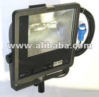 Mobile Metal Halide Floodlight ACT Rescue 250W Europe