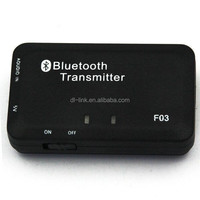 Factory direct supply 3.5mm wireless bluetooth audio transmitter for computer ,tv .