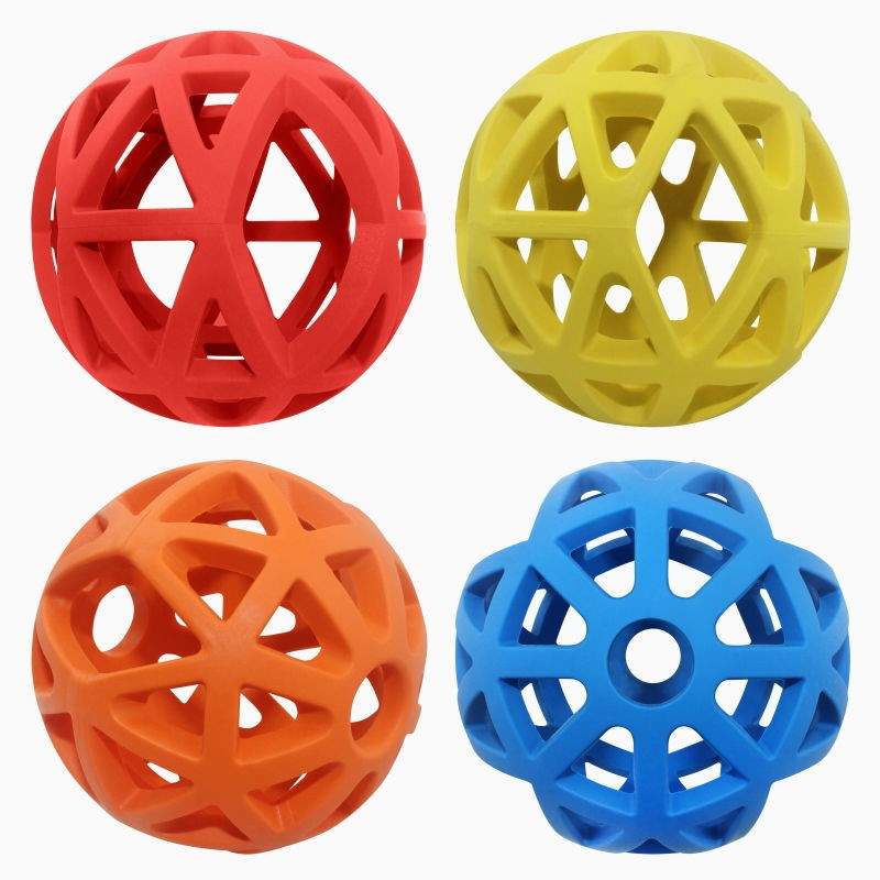 2016 Eco-friendly Non Toxic Durable Rubber Dog Toy for Pets