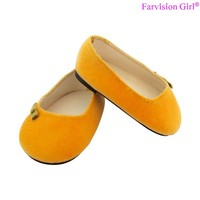 Custom 12 inch doll shoes in Eco-friendly material