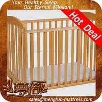 modern bedroom sleeper baby bed cot mattress for sale