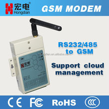 4G serial port GSM modem for environmental monitoring