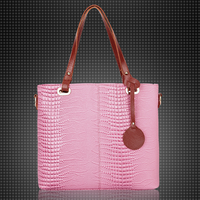 Hot selling Wholesale Mature women brand tote bags woman handbag