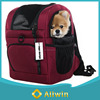 New Style Large Compacity Carrier Pet Backpack With Mesh Window